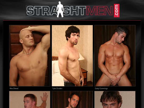 Account For Straightmen.com Free