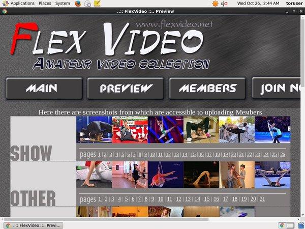 Flexvideo.net Discount Coupon