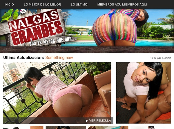 Nalgas Grandes Join By Text Message