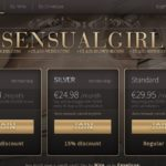 Sensual Girl Log In