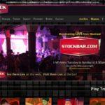 Stock Bar Logon