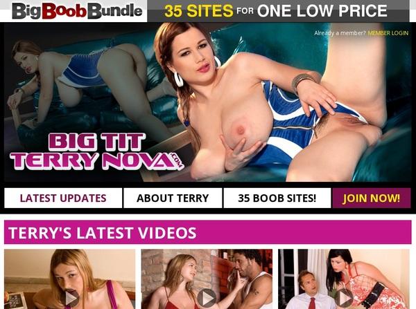 Get Big Tit Terry Nova Account