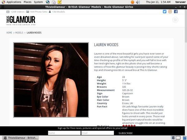 Get Into Lauren Wood