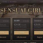 Sensualgirl 帐号