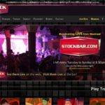 Stockbar.com Sign Up Page