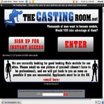 The Casting Room Sex