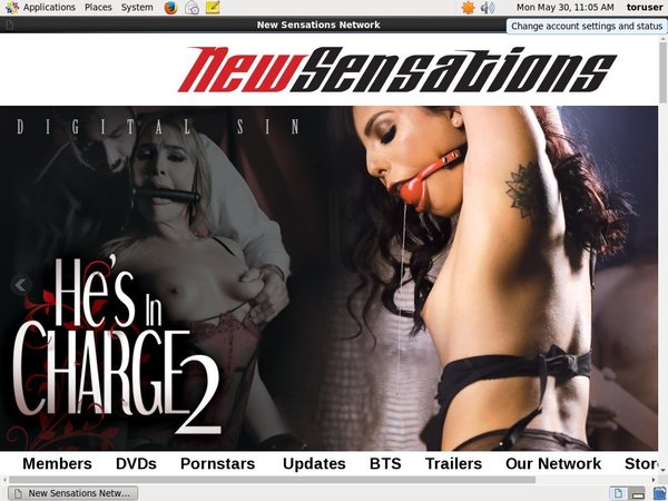 Login For Newsensations.com