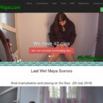 Wet Maya サイン アップ