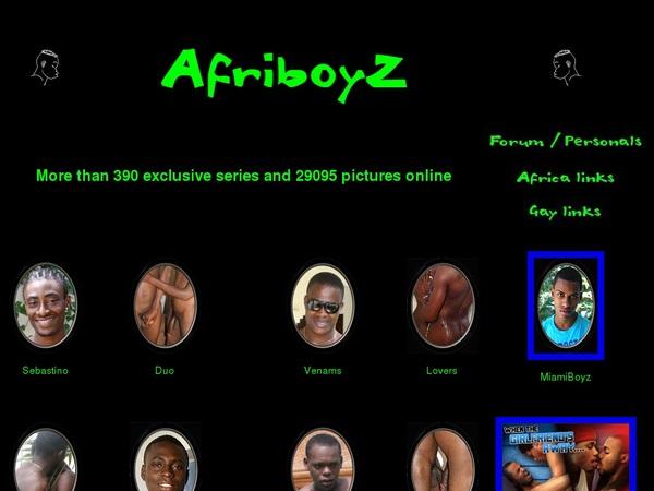 Free Afri BoyZ Hd