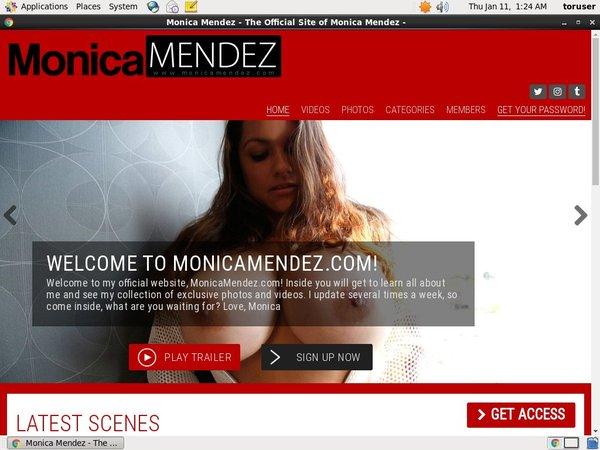 Free Monica Mendez Id