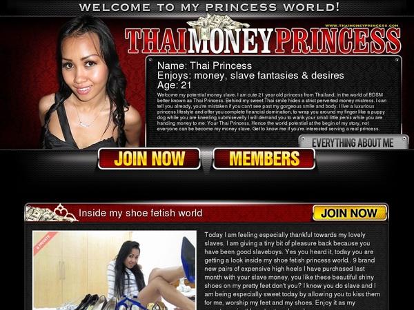 Thaimoneyprincess.com Order