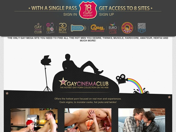 18 Gay Passport Sale