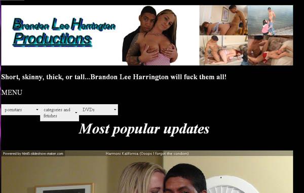 Www Brandonleeharrington