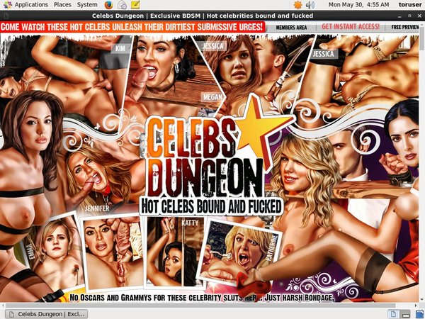Free Account Of Celebs Dungeon